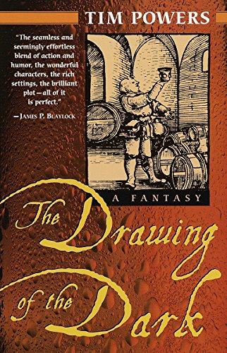 The Drawing of the Dark: A Novel (Del Rey Impact)