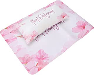 Hand Rest Pillow, Durable Nail Art Hand Pillow with Mat for Individual for Family Use for Nail Salon for Home