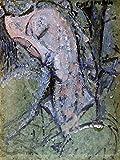 Feeling at home Lamina-sobre-Lienzo-ENROLLADA-Cm_68_X_51-Modigliani-Amedeo-retratos-abstractos-para-Abstracto-Canvas-enrollado-380gr-100% Lienzo