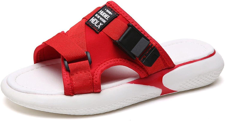 Women's Sandals Comfortable Casual Cork Sandals Open Toe Slide shoes Buckle Straps Sandals Flip Flop Platform Footbed