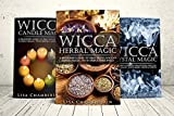 Wicca Magic Starter Kit: Candle Magic, Crystal Magic, and Herbal Magic (Wicca Starter Kit Series)