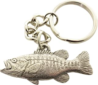 Best bass fish keychain Reviews