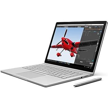 Microsoft Surface Book (512 GB, 16 GB RAM, Intel Core i7, NVIDIA GeForce graphics) (Renewed)