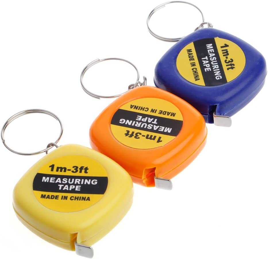 Kaqiqi Retractable Fresno 2021 model Mall Ruler Tape Measure Pull K Mini Portable