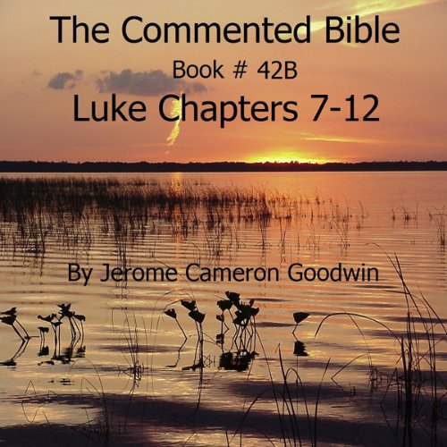 The Commented Bible: Book 42B - Luke audiobook cover art