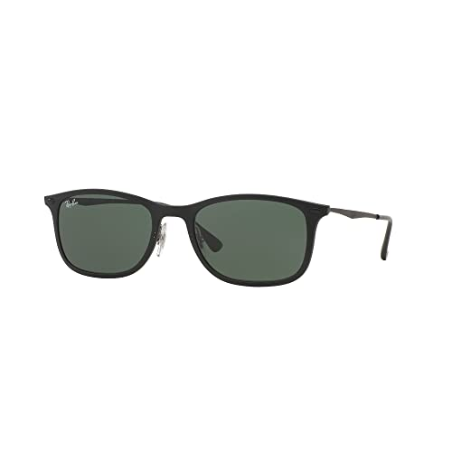 da93e9da380 Ray-Ban RB4225 - 601S71 Sunglasses Black w  Green Classic Lens 52mm
