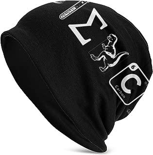 Atheist Men/&Women Warm Winter Knit Plain Beanie Hat Skull Cap Acrylic Knit Cuff Hat