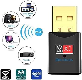 150 Mbps Wireless USB WiFi Adapter 2.4Ghz WiFi Network Card USB WiFi Receivers Vansee Wireless USB Adapter