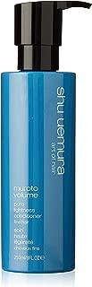 Shu Uemura Muroto Volume Pure Lightness Conditioner for Fine Hair, 8 Ounce