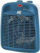 Di4 Calore Blue-Calefactor, 2000W, 3 Posiciones De Temperatura, Protección Frente al Agua, Ideal baños, Azul, 207 x 146 x 255