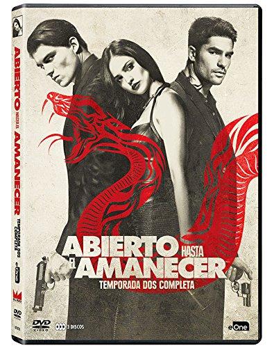Abierto Hasta El Amanecer Temporada 2 [DVD]