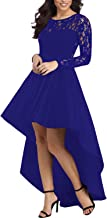 Best short in front long in back homecoming dress Reviews