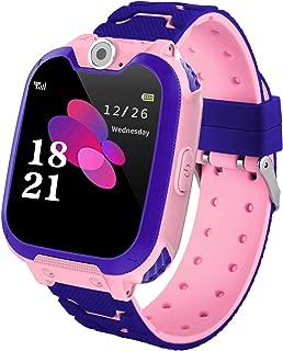 PTHTECHUS Reloj Inteligente para Juegos Infantiles con MP3
