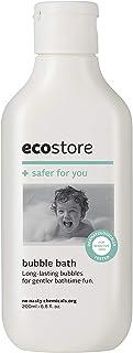 ecostore(エコストア) バブルバス 【ラベンダー&ゼラニウム】 200mL ベビー 赤ちゃん用 入浴剤 泡風呂