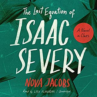 The Last Equation of Isaac Severy audiobook cover art