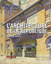 L'architecture de la République par Jean-Yves Andrieux