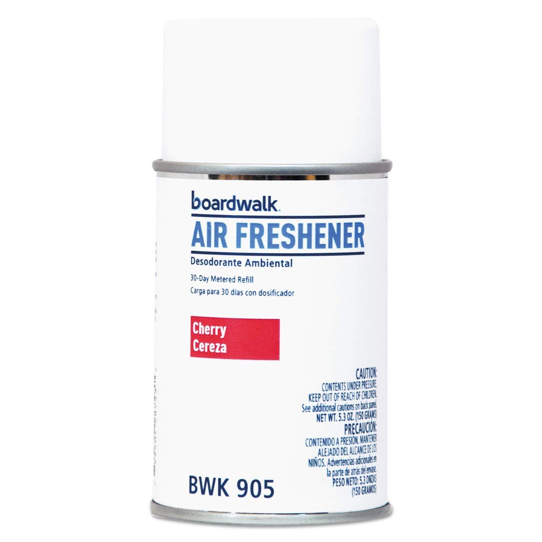 BOARDWALK 905 Metered Air It is very popular Freshener New item Cherry 5.3 Refill Thunder