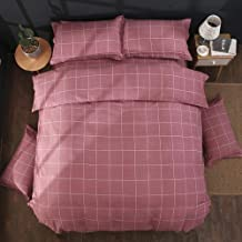 Duvet cover Four Piece Bed Bedding Set Sanding Bed Set Queen King Size Bed Sheet Luxury Duvet Cover Set All Cotton Bed Linen (Color : King, Size : 200 * 230cm)