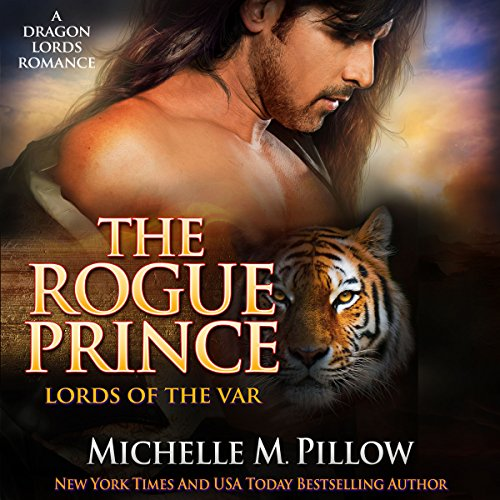 The Rogue Prince audiobook cover art