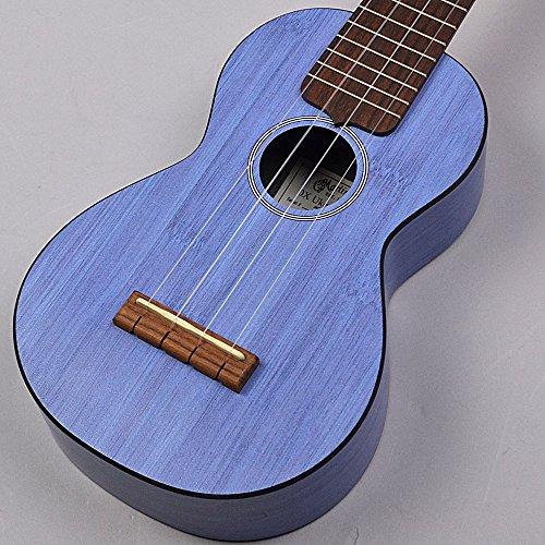 Martin X Series 0X Uke Bamboo Soprano Ukulele Blue