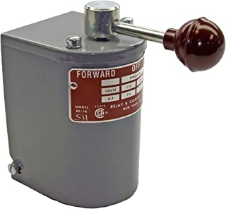 Best single phase drum switch Reviews
