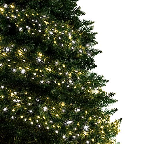 720 LED Blu Bianco Brillante & Bianco Caldo