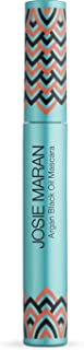 Josie Maran Argan Black Oil Mascara - Condition, Strengthen, and Volumizes with Bamboo Extract and Natural Ingredients (8m...