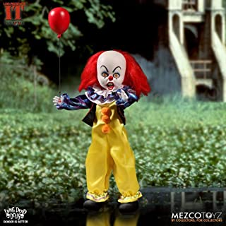 Mezco Toyz Living Dead Dolls Pennywise Collectible Figurine Standard