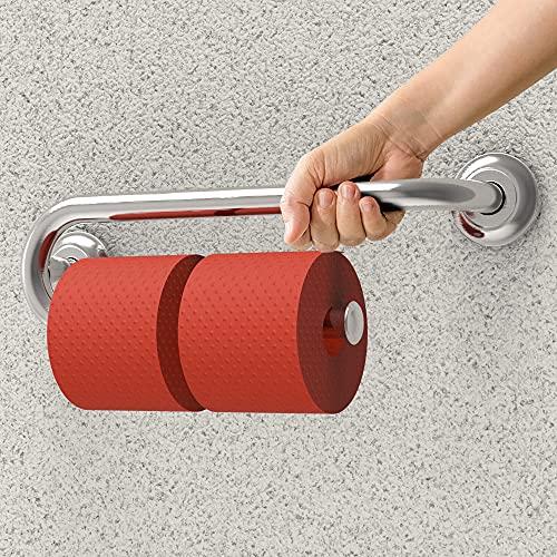 Top 10 best selling list for toilet paper holder clilp for handicap bar