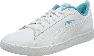 PUMA Smash WNS V2 L, Zapatillas Mujer, Blanco, 39 EU