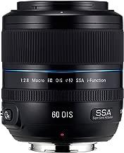 Samsung NX 60mm f/2.8 Macro Camera Lens - Fixed