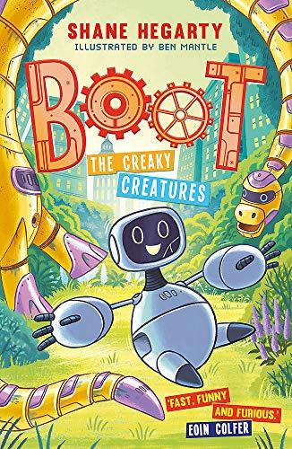 BOOT: The Creaky Creatures: Book 3