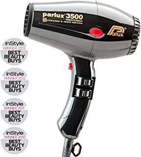 Parlux 3500 Super Compact Secador de pelo de cerámica con