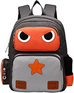 Robot Backpacks Kids Boys/Girls School Bag