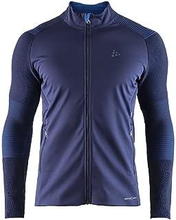 Craft Men's Spirit Fuseknit Seamless Nordic Ski Softshell Jacket