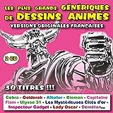 Les Plus Grands Génériques de Dessins Animés (Versions Originales Françaises)