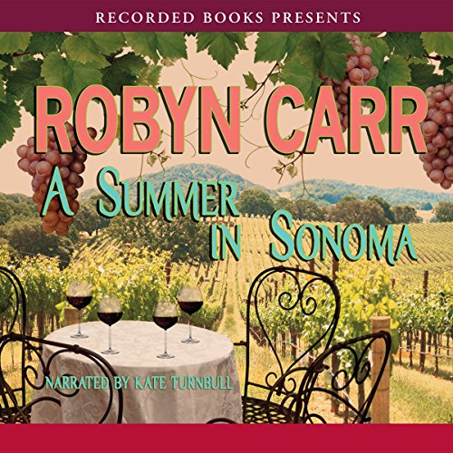 Summer in Sonoma cover art