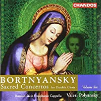 Sacred Concertos-Vol.6