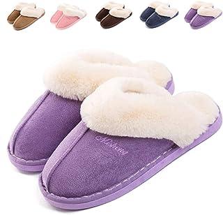[WANDWAN] ルームシューズ メンズ スリッパ レディース コットンスリッパ 暖かい スリッパ 室内履き冬の スリッパ 超軽量 滑り止め 暖かい 防寒 男女兼用