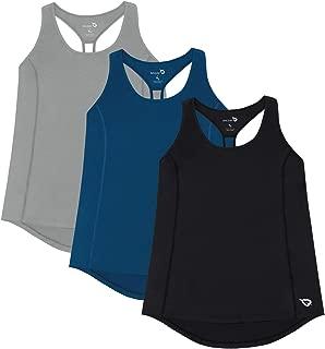 Baleaf Women's Soft Lightweight Cowl Back Workout Yoga Sleeveless Shirts