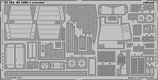 Eduard 1:32 Bf-109 E-4 Exterior for Dragon Cyber Hobby - PE Detail Set #32282