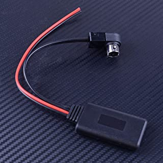 X305 X300 X303 X311 Aux Input Cable Adapter for Radio Aux Input 3.5mm Adapter for Alpin X200 X301 JVC Stereo IDA X100 X313