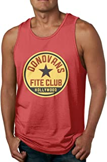 LALayton Ray Donovan Fite Club Cozy For Male Vest