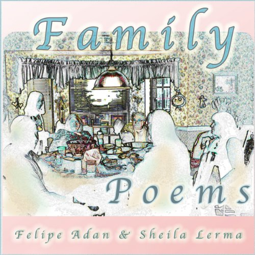 Family Poems audiobook cover art