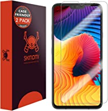 Skinomi TechSkin [2-Pack] (Case Compatible) Clear Screen Protector for LG V40 ThinQ Anti-Bubble HD TPU Film