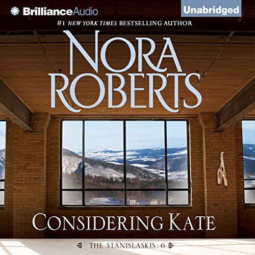 Considering Kate audiobook cover art