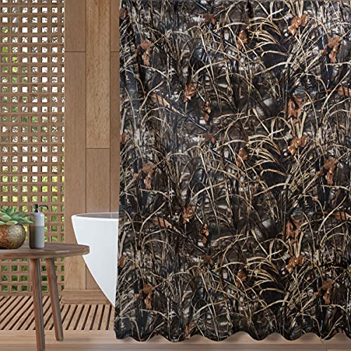 Best Camouflage Shower Curtains Available Online • Curtain It!