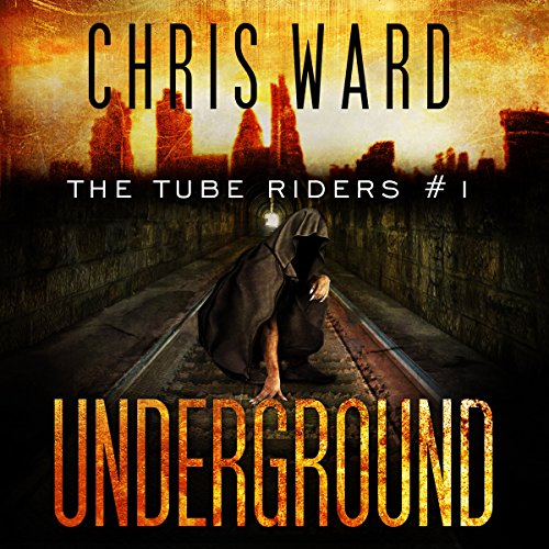 The Tube Riders: Underground cover art