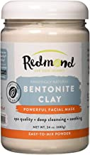 Redmond Clay - Bentonite Facial Mask, Soothing Mud Mask | Clay of 1000 Uses, 24 Ounce