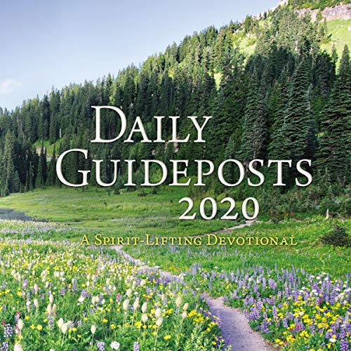 Daily Guideposts 2020 audiobook cover art
